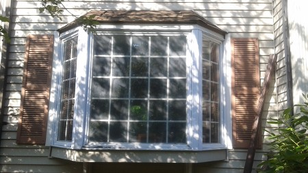 Large Window Before